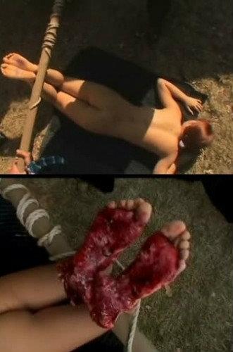 ExtremeTorture - Arabic Foot Torture DVD