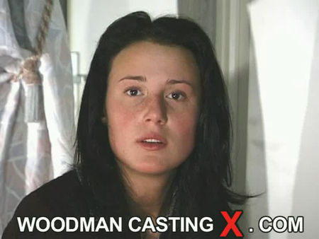 Woodman Casting with a Beautiful Teenage and Hot Sex