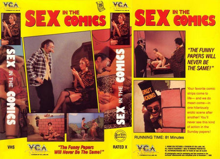 Sex in the Comics (1974)