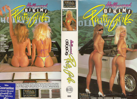 Hollywood Bikini Party Girls (1989)