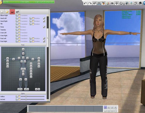 Скачать игру 3D Sex Villa 2 v.114.001 + Hustler3D v.114.002 бесплатн
