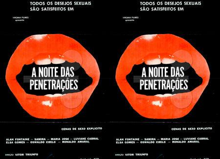 A Noite das Penetrações (1985)