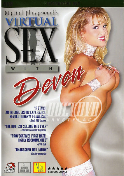 Virtual Sex With Devon - FULL INTERACTIVE DVD