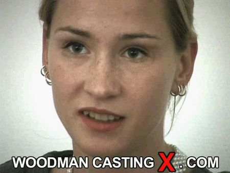 Woodman porn casting with a beautiful young girl
