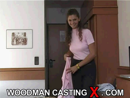 Woodman casting - only the best young girls