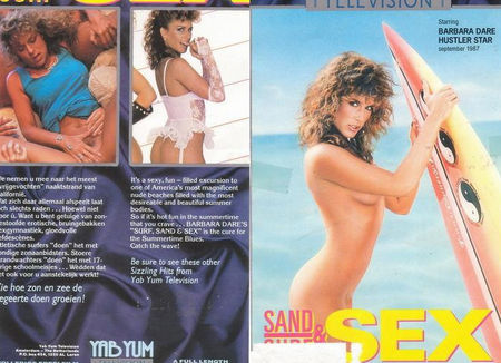 Barbara Dare's Surf Sand And Sex (1987)