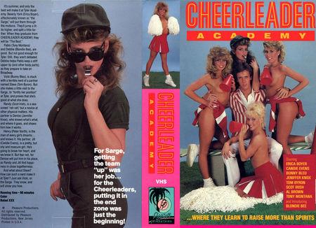 Cheerleader Academy (1986)