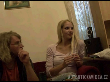 Homemade porn casting young blonde