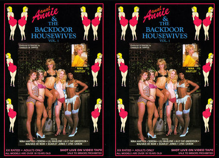 Anal Annie and the Backdoor Housewives (1984)