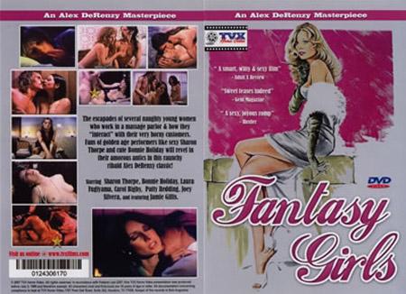 Fantasy Girls (1974)