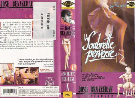 La soubrette perverse (1974)