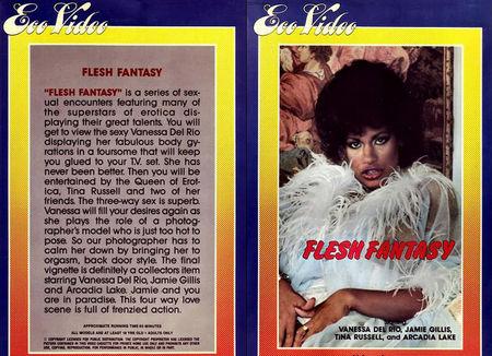 Flesh Fantasy (1981)