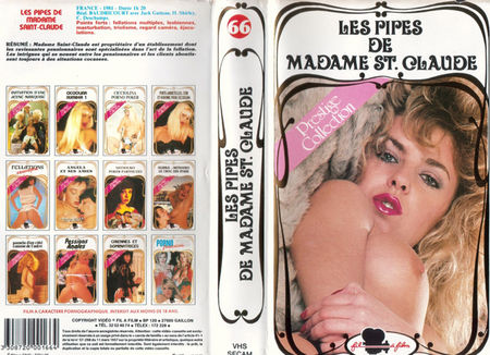 Les Pipes de Madame Saint-Claude (1981)