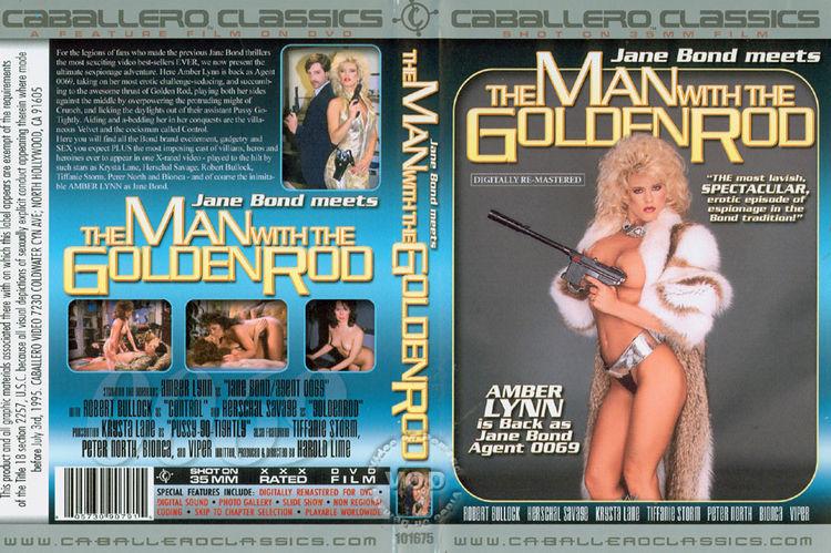 image Jane bond meets golden rod 1987