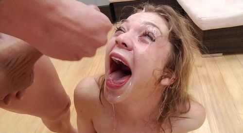 Faces of cum krissie dee 9