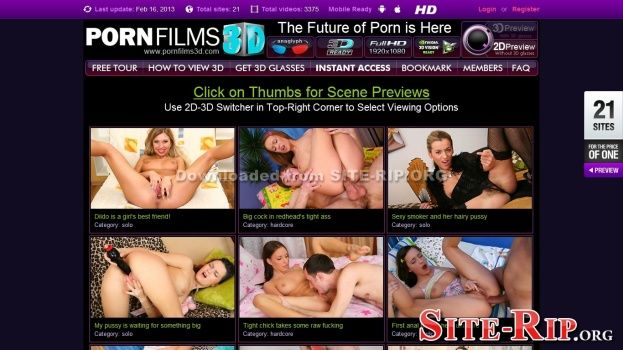 PornFilms3D   SITERIP download