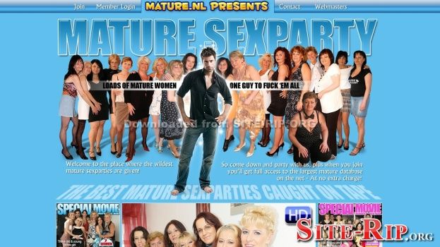 Mature Sexparty   SITERIP free download!
