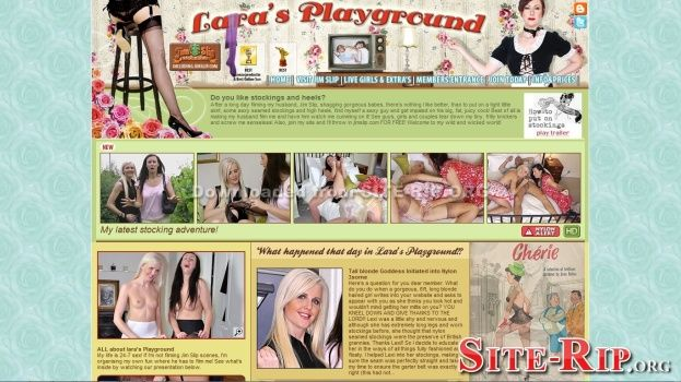 LarasPlayGround   SITERIP download