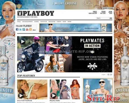 Playboy SiteRip download