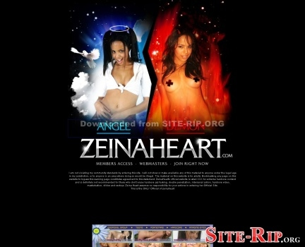 ZeinaHeart.com SiteRip free download!