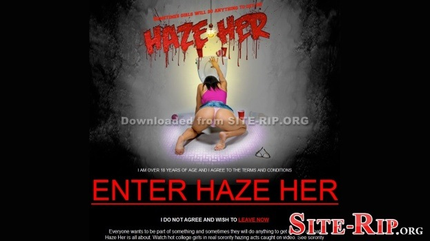 HazeHer SiteRip download