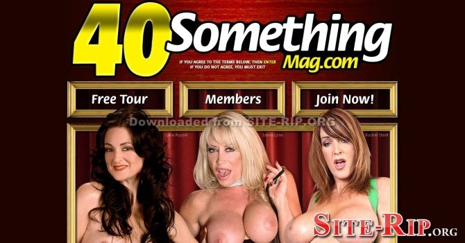 40SomethingMag SiteRip download