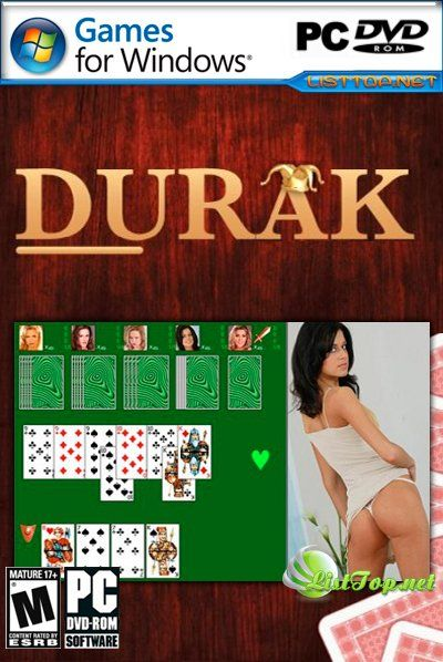 Year: 2010 Genre: Striptease, Card-game Language games: Russian + English L