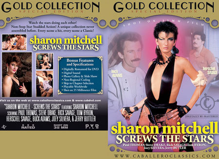 Sharon Mitchell Screws The Stars (1980)