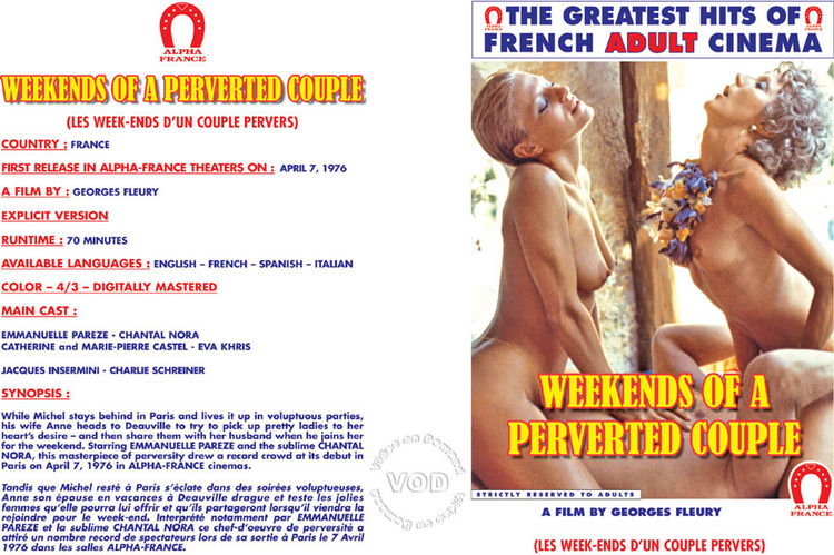 image Les weekends dun couple pervers 1976