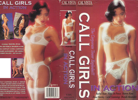 Call Girls In Action (1989)