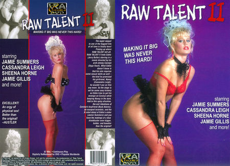 Raw Talent 2 (1987)