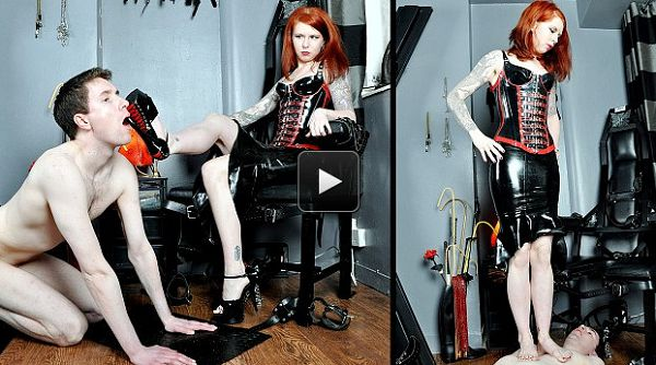 Alpha porno redhead giving amazingly