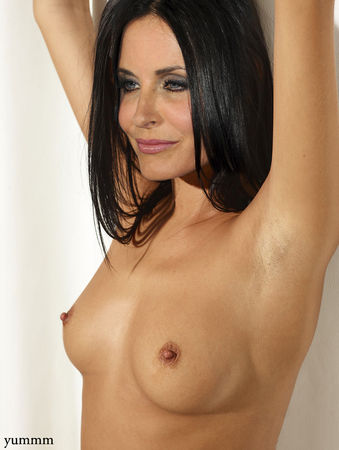 Very talented Courtney cox nude fakes porn not clear