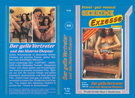 Der Geile Vertreter Und Das Lüsterne Ehepaar (1986)