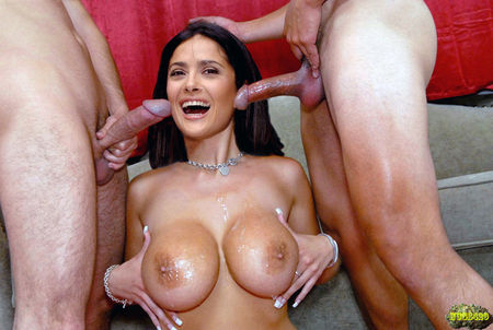 Salma Hayek Sex Tape Porn Videos