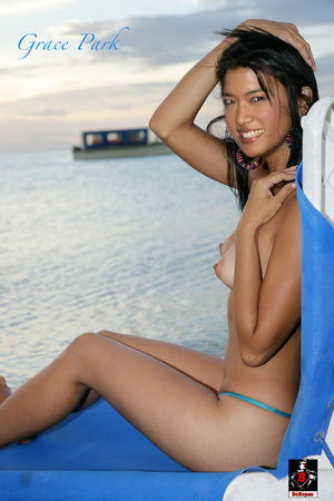 Think, Grace park nude fakes