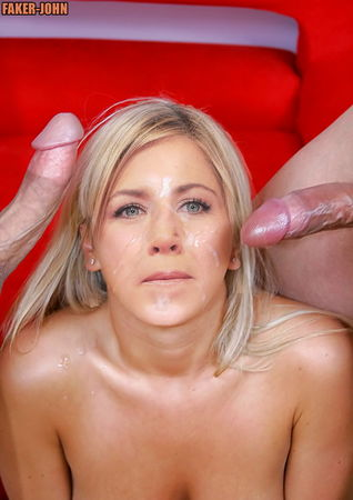 Jenifer Aniston Blowjob