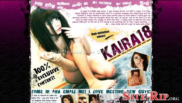 Kaira18   SITERIP download