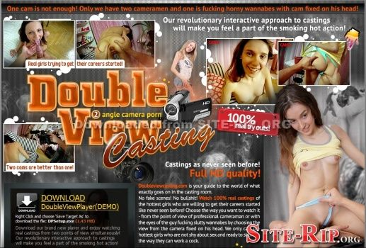 DoubleViewCasting SiteRip download