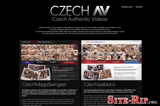 CzechAV.com SiteRip download