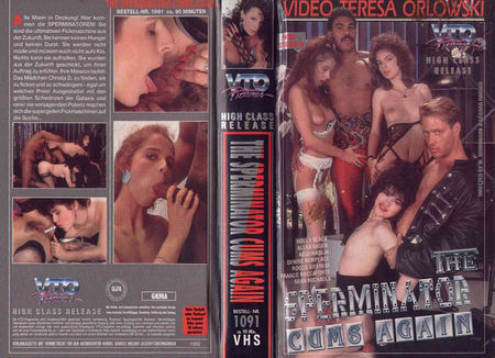 The Sperminator Cums Again (1992)