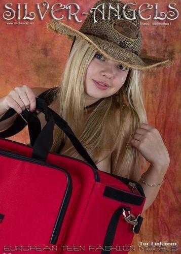 Silver-Angels Stasya - Big Red Bag 1