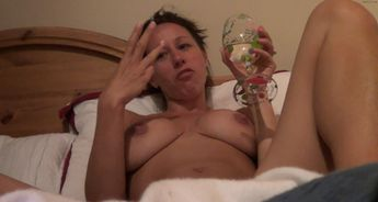 Mom wants a taboo relationship with not her son - 3 part 4