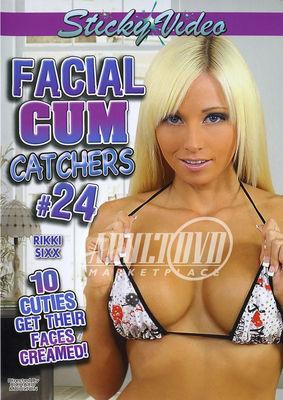 [Bukkake] Facial Cum Catchers 24