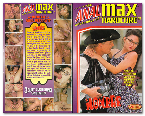 Justice Naked The Anal Adventures Of Max Hardcore