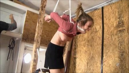 Tied girls - two porn video clips