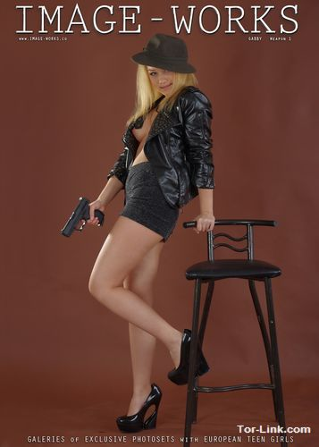 Image-Works Gabby - Weapon 1