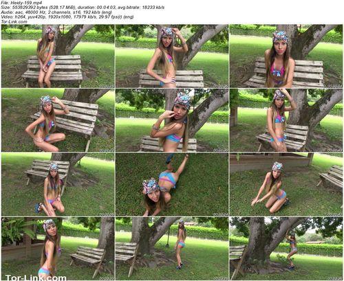 HeidyModel video 159