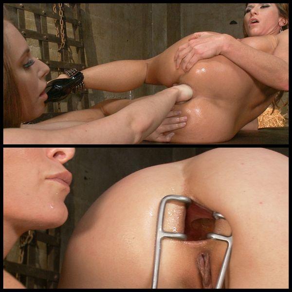 inside cum ass