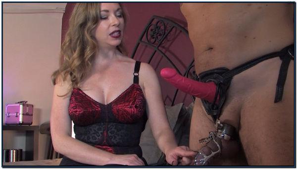 Chastiy Sex Tease Female Domination
